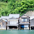Photos: 舟屋