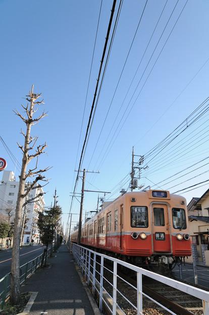京成金町線 3300形電車