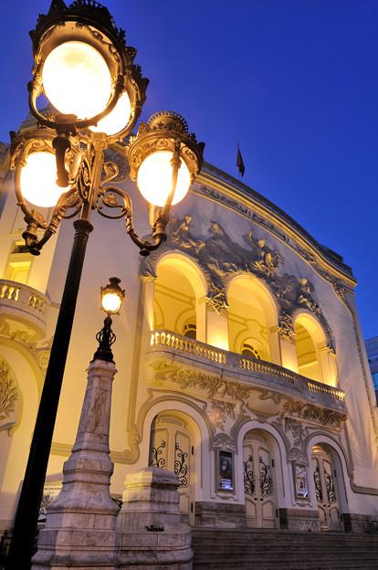Theatre Municipal de la Ville de Tunis
