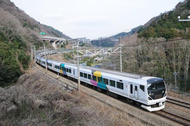 E257系特急かいじ