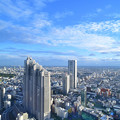 Photos: パークハイアットホテルと新宿中央公園
