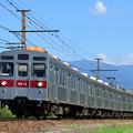 第二の人生を過ごす旧東急電車