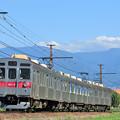 田園風景を行く田園都市線をかつて走った電車