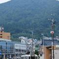 Photos: 函館山をバックに