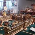 写真: 浜松に20年も住んでて初めて楽器博物館きたよ。2時間でも足りないくらい、むっちゃ楽しかったー^ω^