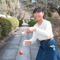 十四歳、京都へ。 「お手玉とかけん玉…、自信ありません」3