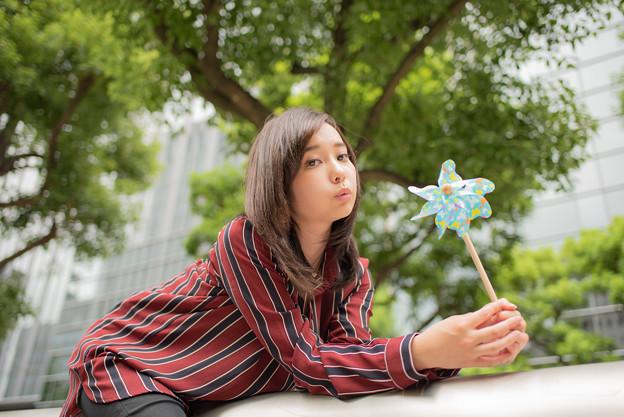 Photos: 緑の風2