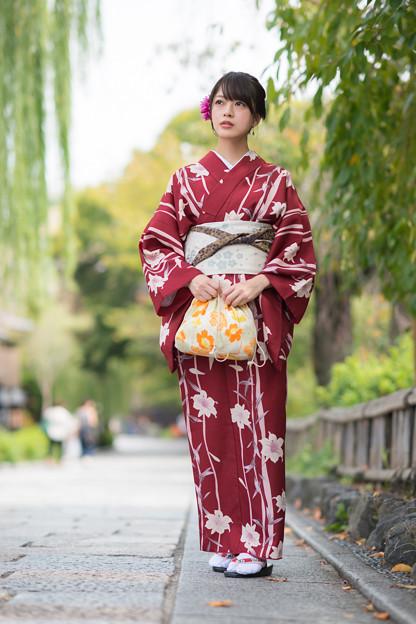 『京都、女一人旅』
