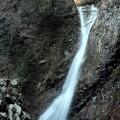 落差約20m・金七の滝