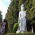 常光寺石碑と弁天様