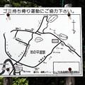 Photos: コマクサ案内