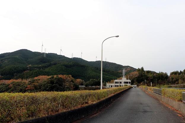 都田川ダム堰堤