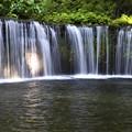 Photos: 白糸ように見える滝