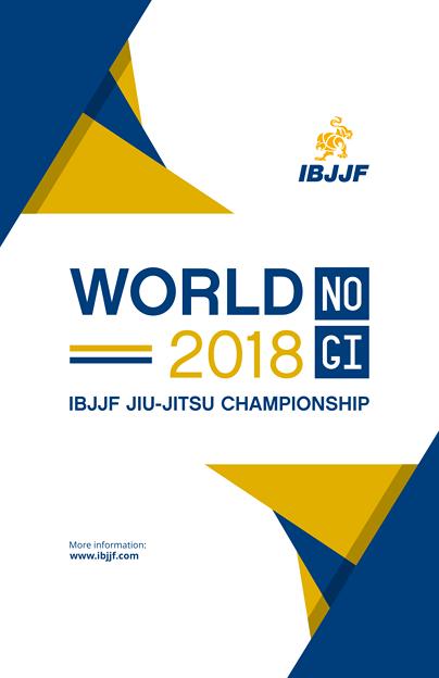 写真: World-No-Gi-2018-Poster