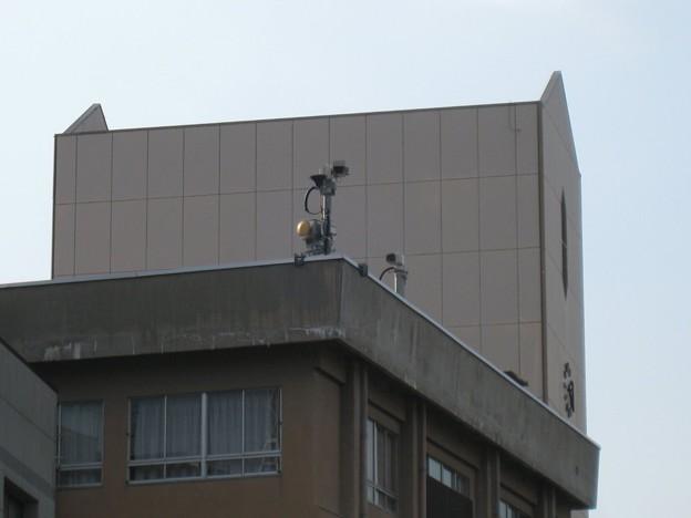 高山印刷さん屋上のWebカメラ・・・
