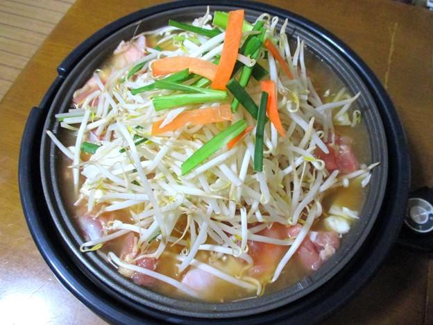 永谷園 煮込みラーメン とり野菜みそ味