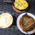 Photos: 煮魚定食