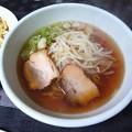 麺好亭 煮干し醤油スープ