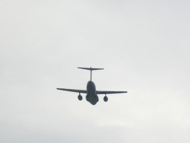 旅客機かと思ったら輸送機