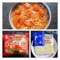 Photos: イトメン チャンポンめん レッドトマト味