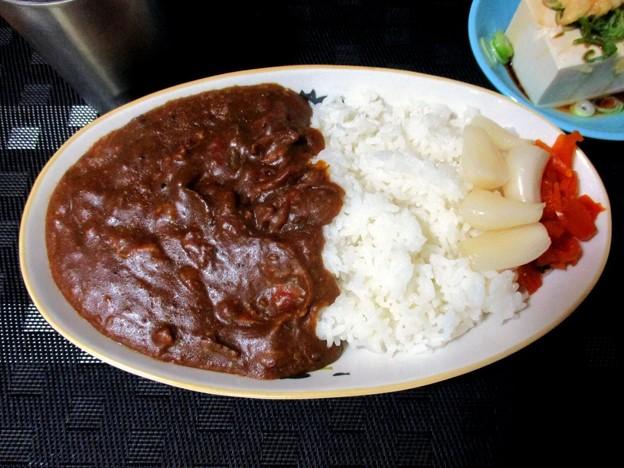 S&B DINNER CURRY バリ辛