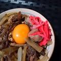 Photos: 牛すき煮丼