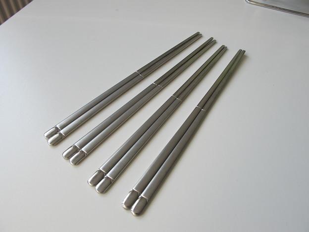 韓国箸4セット
