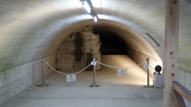 三菱兵器住吉トンネル工場跡002
