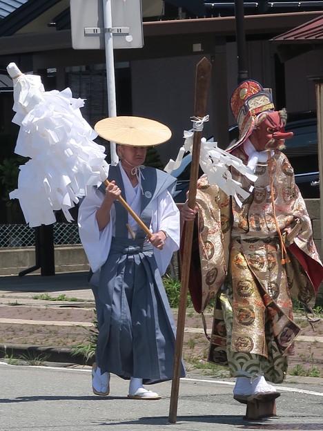船川神明社例大祭?