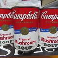 写真: キャンベルスープ