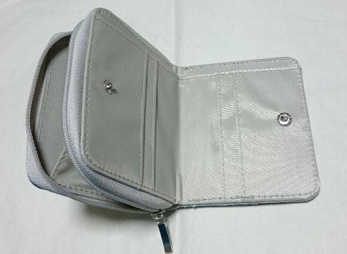 mini ミルクフェド特製 スヌーピー3兄弟 二つ折り財布