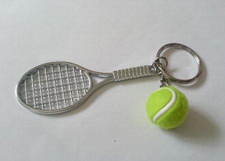 SPORT Key Ring テニス