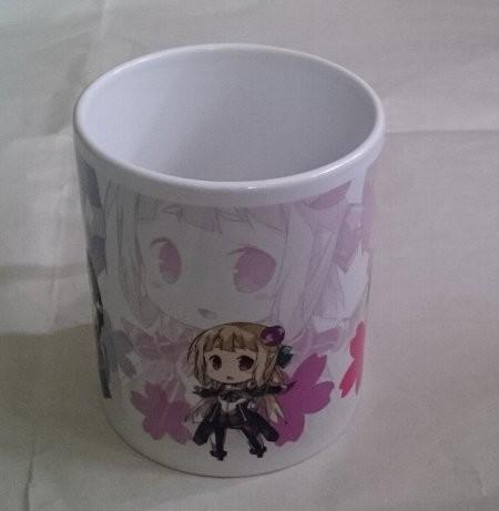 結城友奈は勇者である -鷲尾須美の章- マグカップ