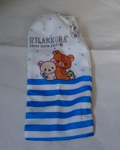 RILAKKUMA ペットボトルカバー 2018夏