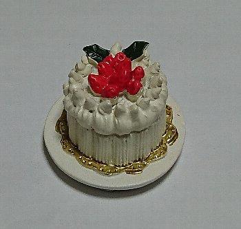 ミニオブジェ ケーキ