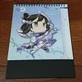 Photos: 結城友奈は勇者である 鷲尾須美の章 スクールカレンダー