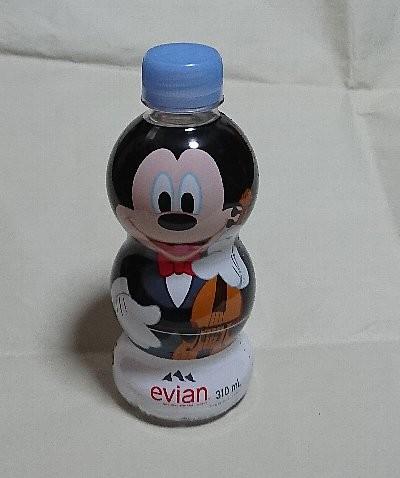 エビアン キャラクターボトル ミッキーシリーズ マグネット