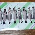 Photos: ローソン限定 欅坂46 オリジナルA5クリアファイル