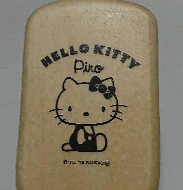 BAILA Hello Kitty × BAILA × 小田切ヒロ監修 高級豚毛使用 ミラクルブラシ