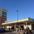 写真: 新小岩駅
