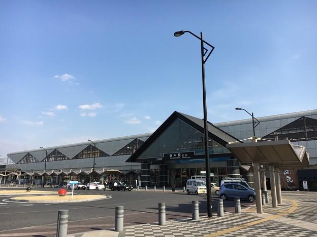 写真: 栃木駅