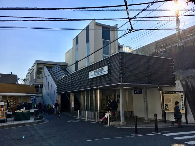 京急富岡駅