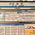 写真: 塚田駅 Tsukada Sta.