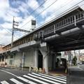 写真: 新三河島駅