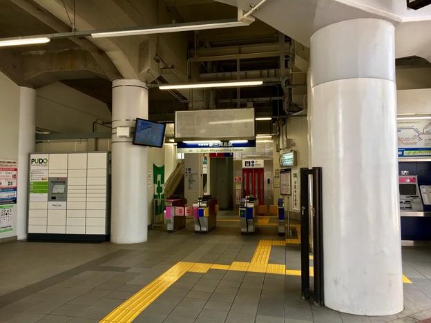 新三河島駅