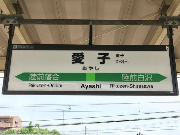 愛子駅 Ayashi Sta.