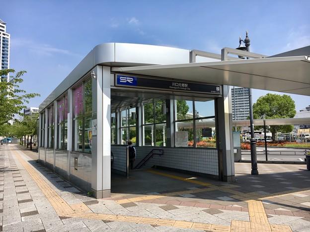 川口元郷駅