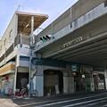 写真: 原木中山駅