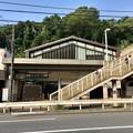 写真: 京急田浦駅