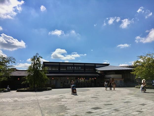 嵐山駅(阪急)